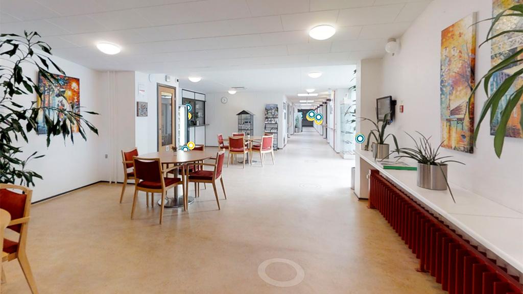 Tag på virtuelt møde hos Aarhus Hostel