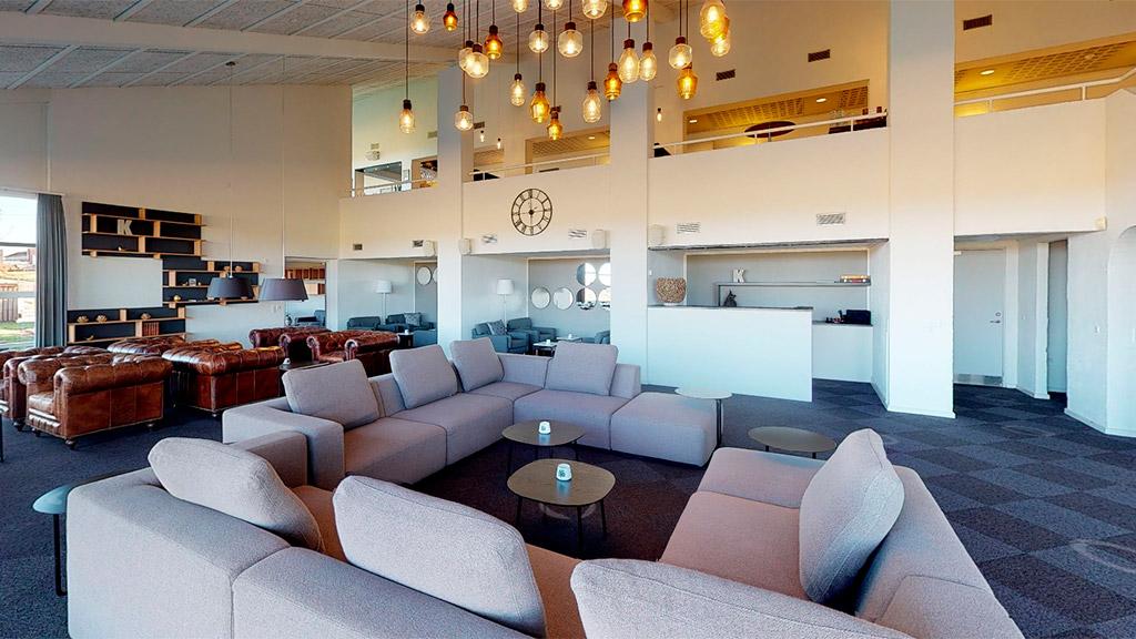 Tag på virtuelt møde på Horisont Hotel & Konference