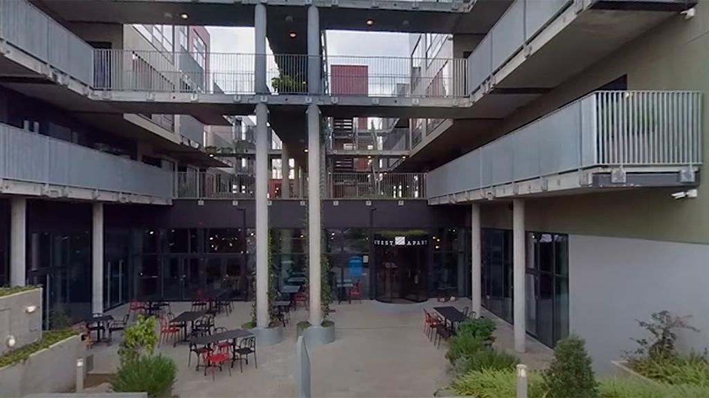 Tag på virtuelt møde hos Scandic Aarhus City